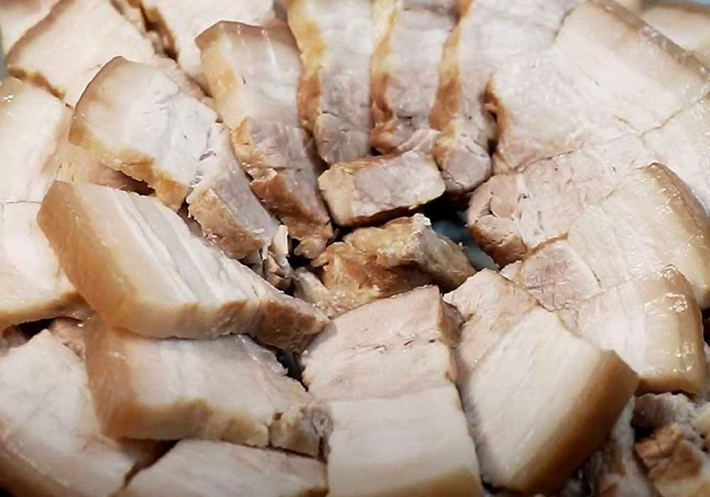 Варена свиняча грудинка - покроковий рецепт, фото 1