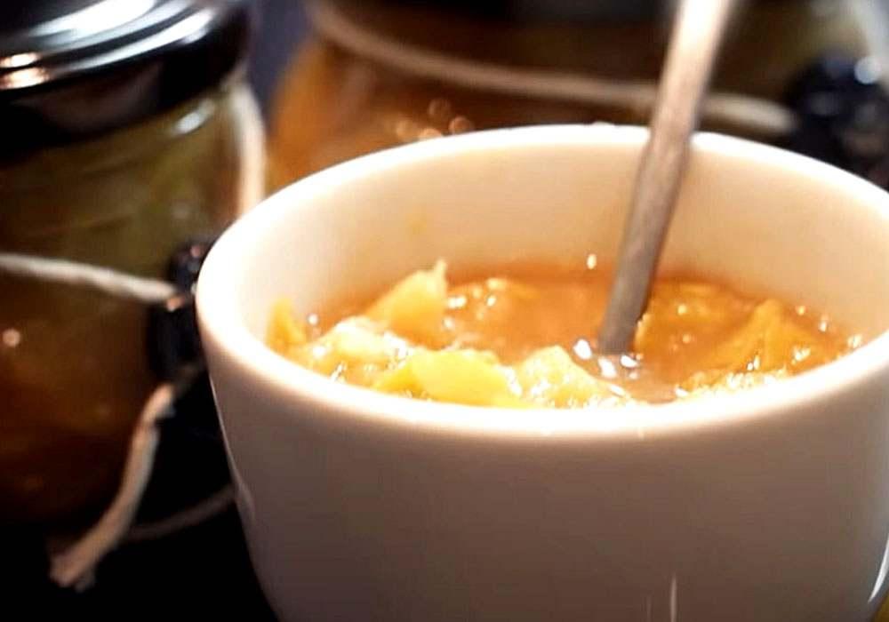 Варенье из груш с лимончиком - пошаговый рецепт, фото 1