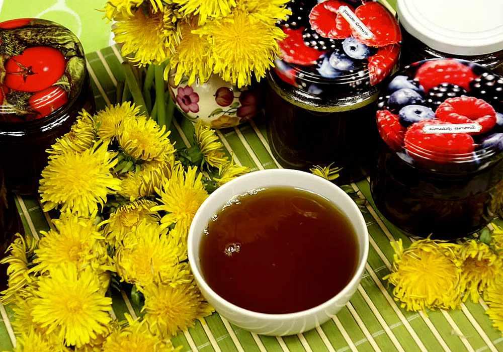 Варенье из одуванчиков - пошаговый рецепт, фото 1