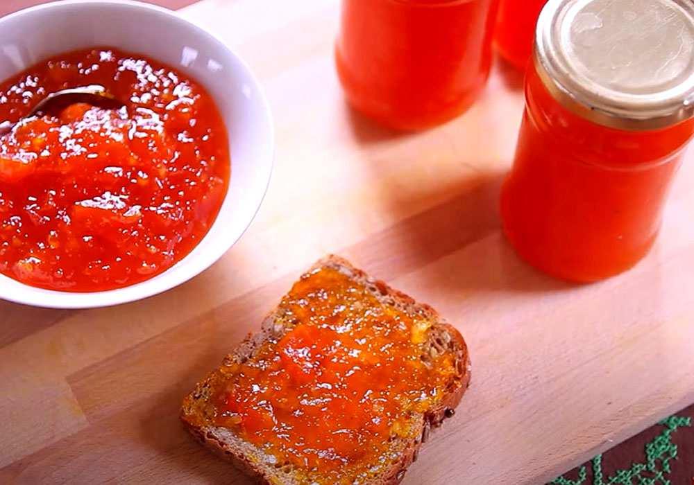 Варенье из тыквы - пошаговый рецепт, фото 1