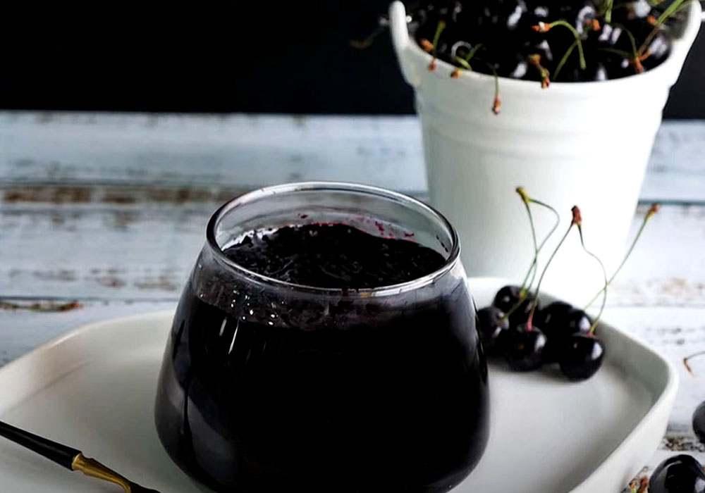 Варенье из вишни без косточек «Лакомка» - пошаговый рецепт, фото 1