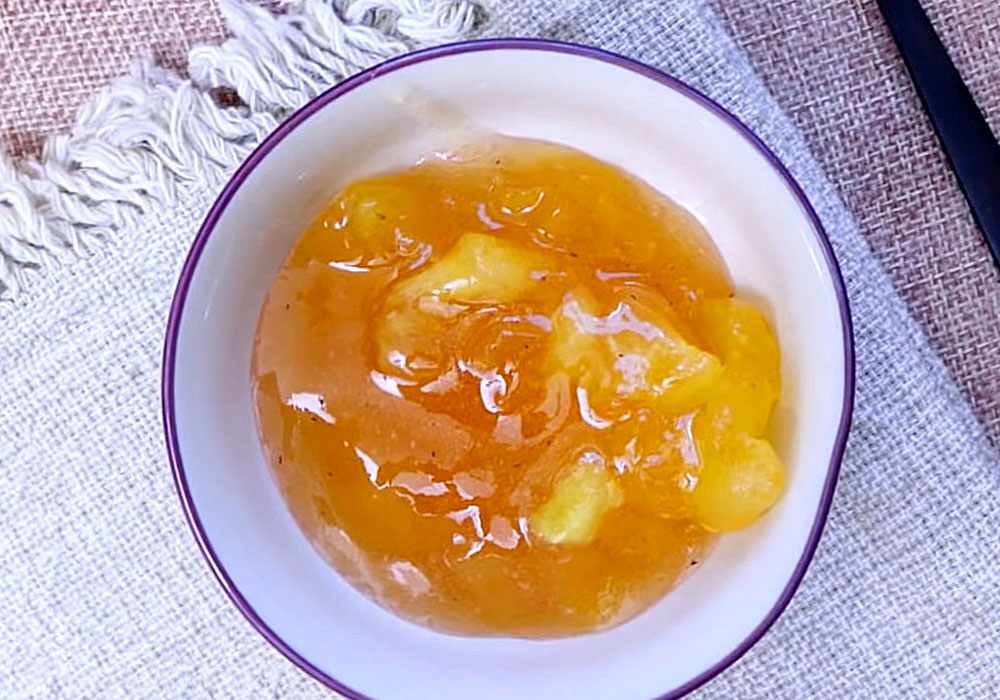 Варенье из яблок - пошаговый рецепт, фото 1