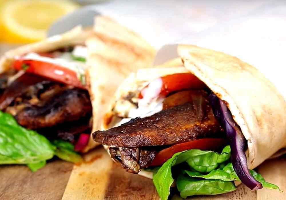 Вегетаріанська шаурма - покроковий рецепт, фото 1