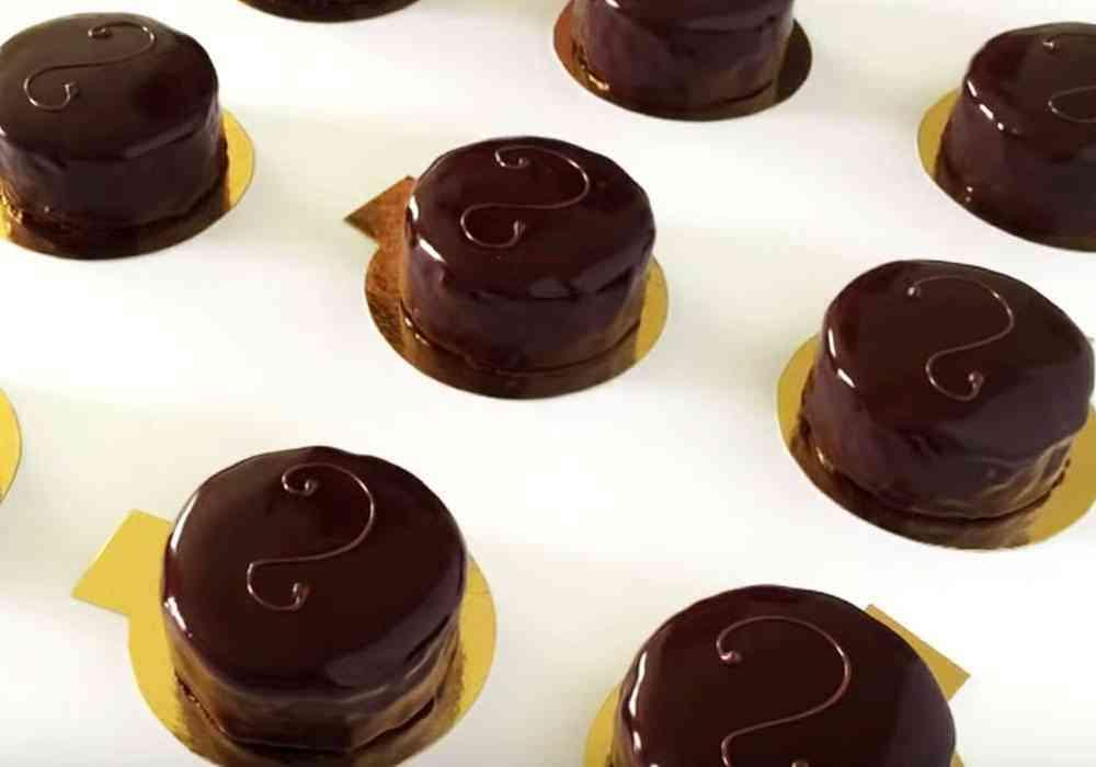 Віденський торт Захер шоколадний класичний - покроковий рецепт, фото 1