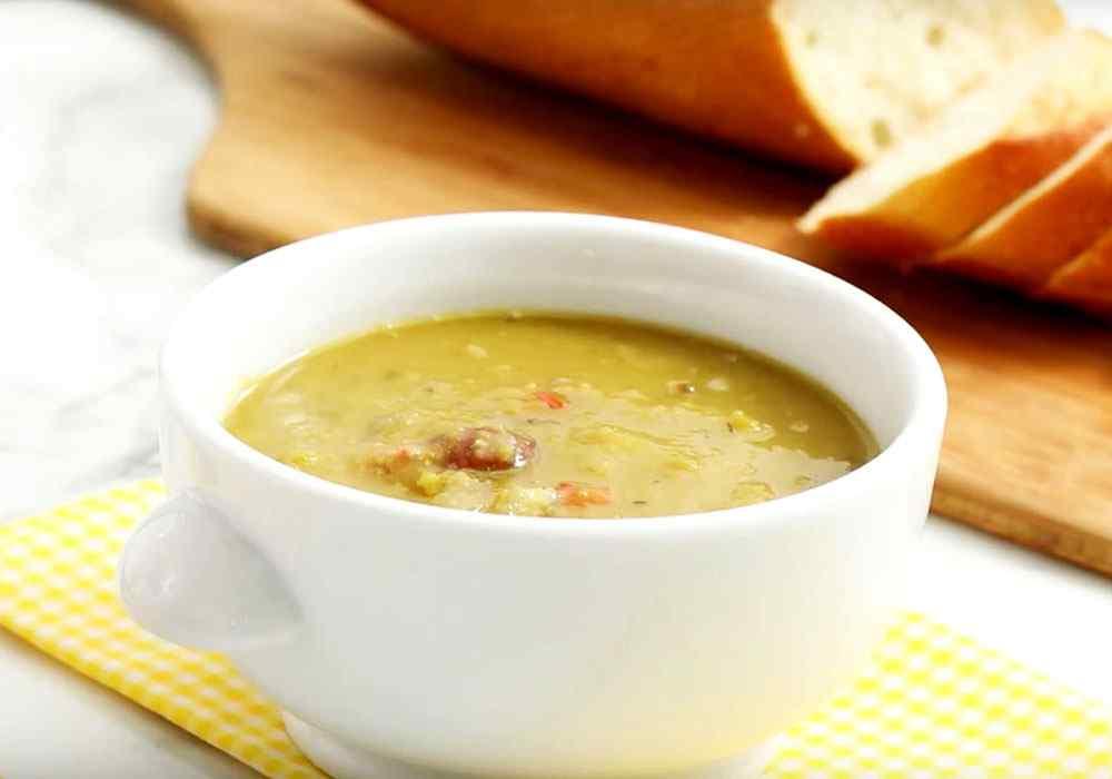 Смачний гороховий суп - покроковий рецепт, фото 1