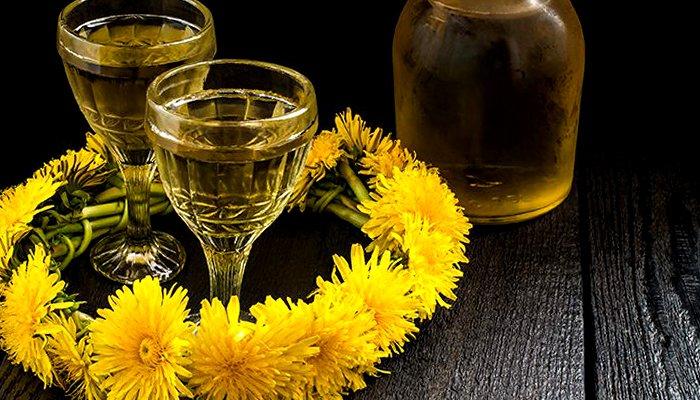 Вино из одуванчиков - пошаговый рецепт, фото 1