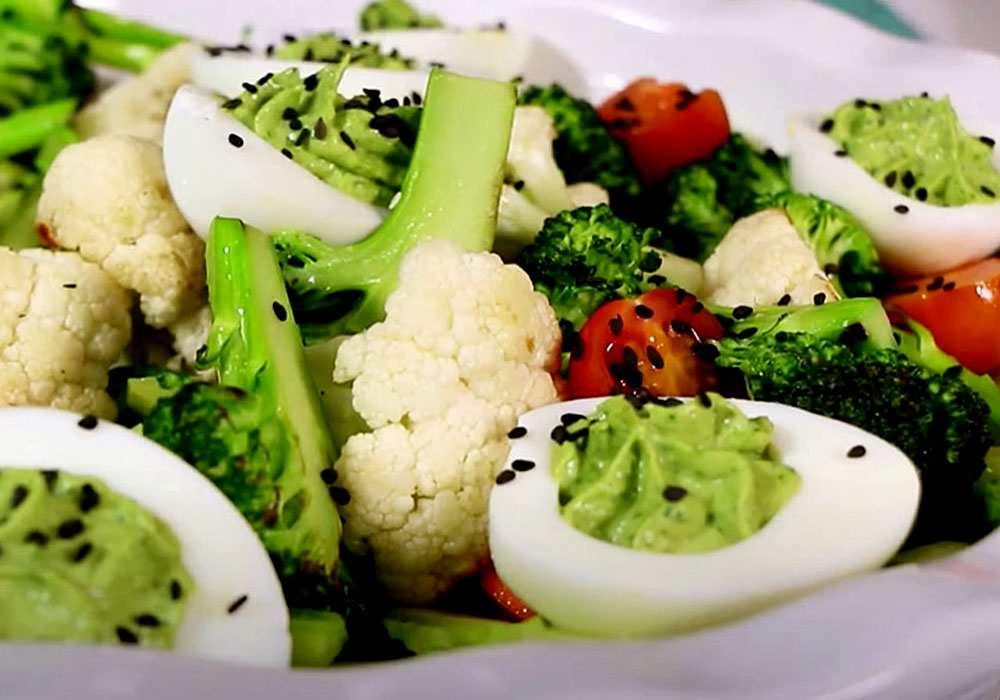 Витаминный салат - пошаговый рецепт, фото 1