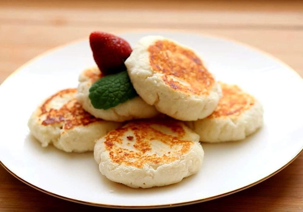 Вкусные сырники - пошаговый рецепт, фото 1