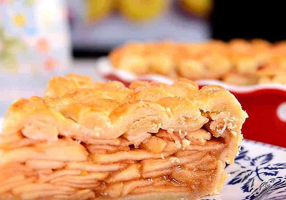 Яблочный пирог шарлотка - пошаговый рецепт, фото 1