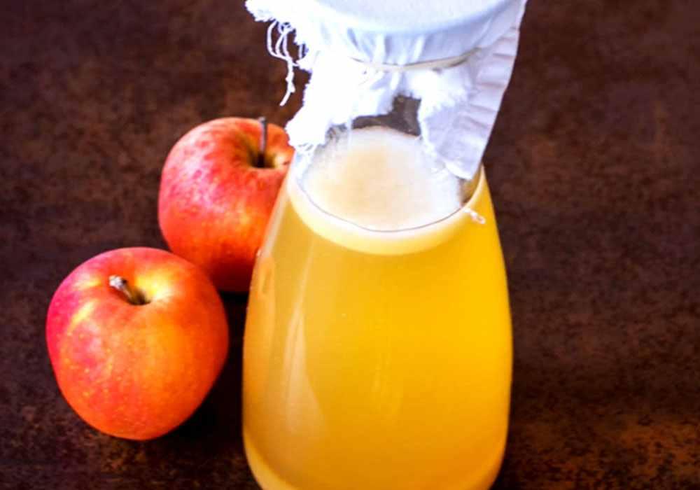 Яблучний оцет домашній - покроковий рецепт, фото 1