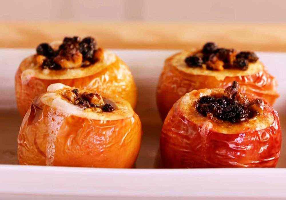 Яблоки запеченные - пошаговый рецепт, фото 1