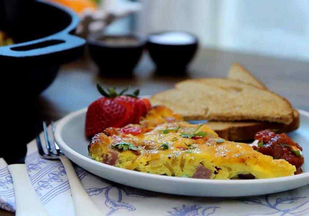 Яєчня по-французьки - покроковий рецепт, фото 1