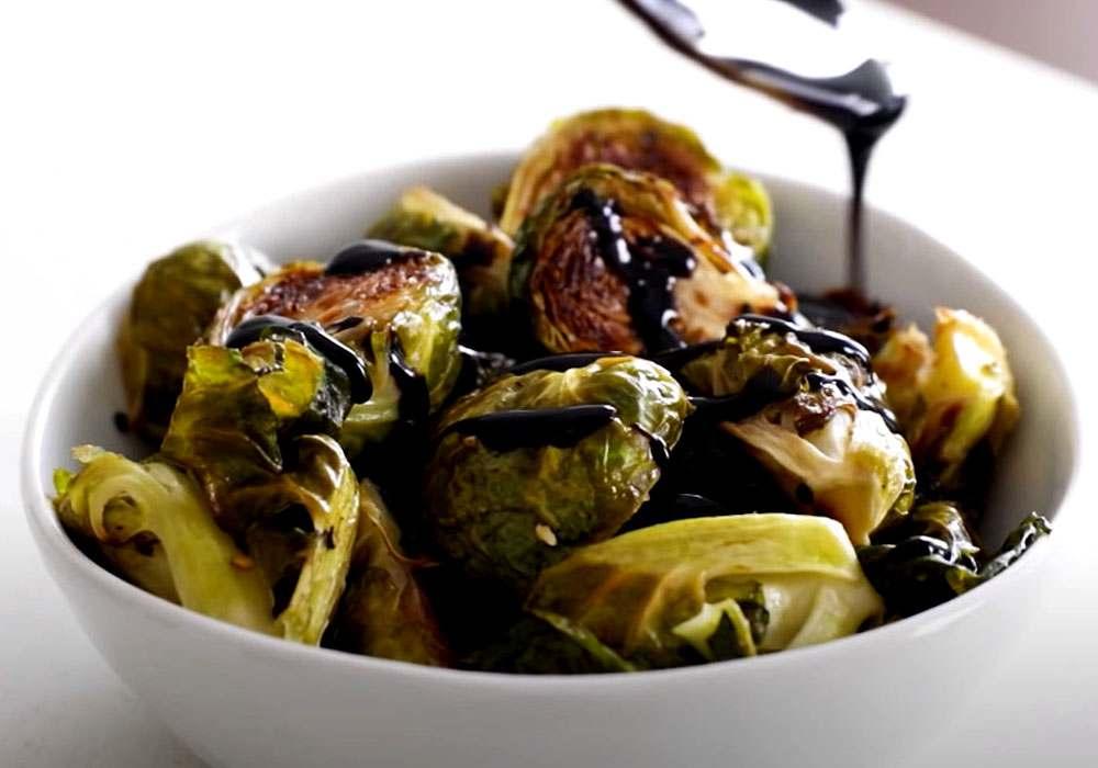Запеченная брюссельская капуста - пошаговый рецепт, фото 1