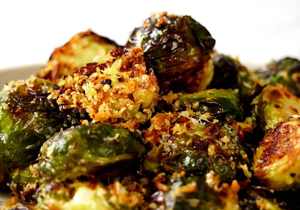 Запеченная с маслом брюссельская капуста - пошаговый рецепт, фото 1