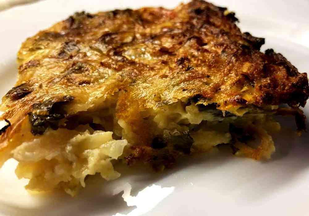 Запіканка з кабачків - покроковий рецепт, фото 1