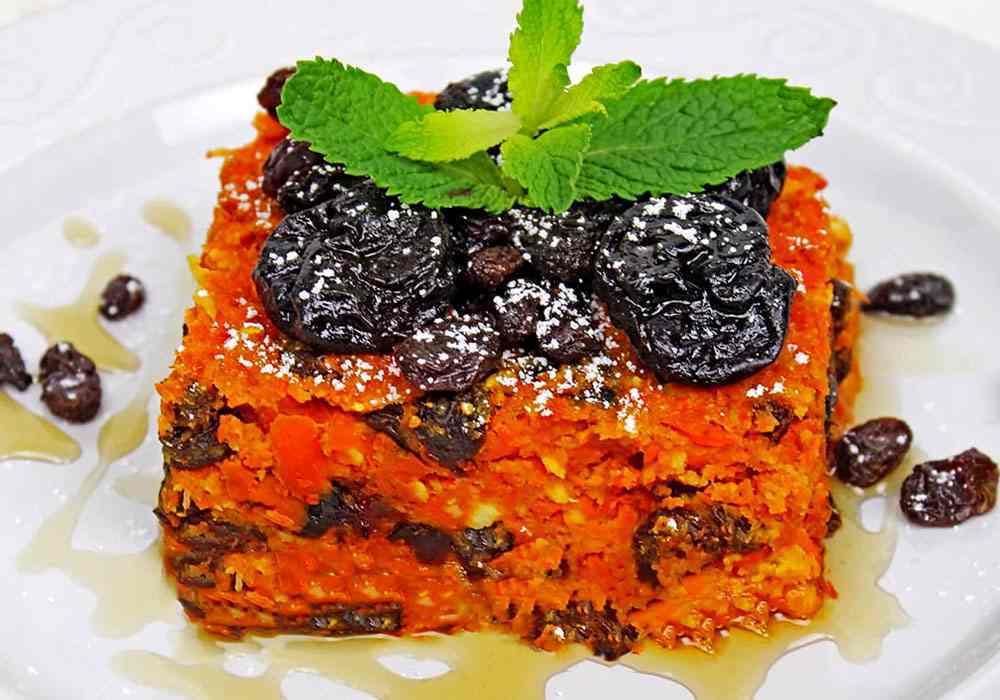 Запеканка из моркови и творога - пошаговый рецепт, фото 1