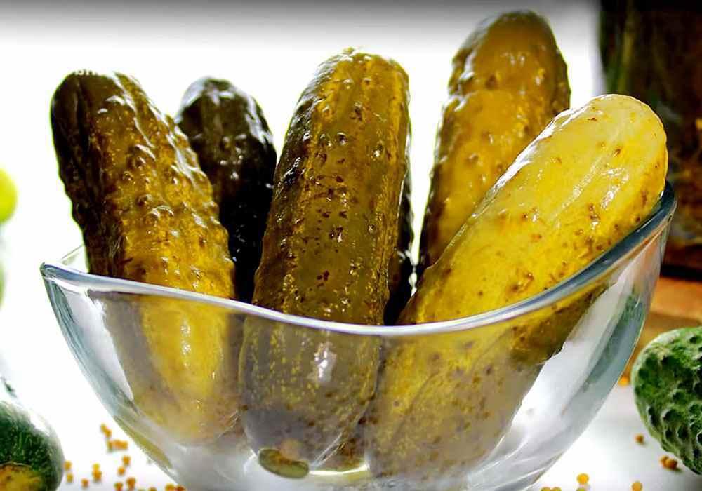 Засолка огурцов на зиму - пошаговый рецепт, фото 1