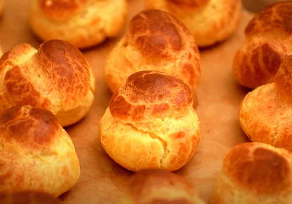 Заварное тесто - пошаговый рецепт, фото 1