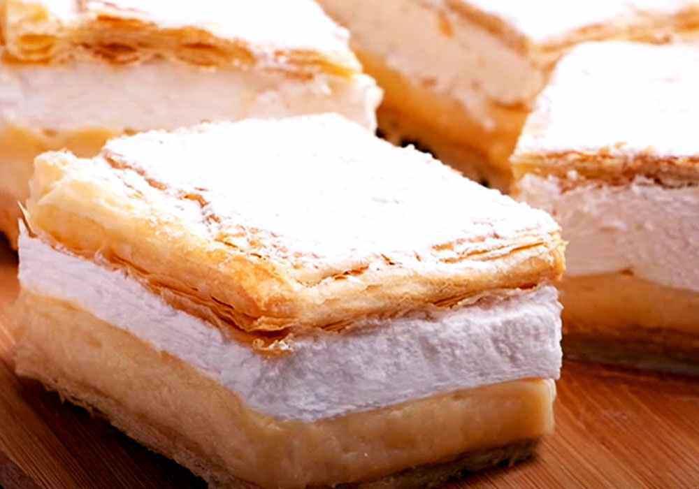 Заварной торт - пошаговый рецепт, фото 1
