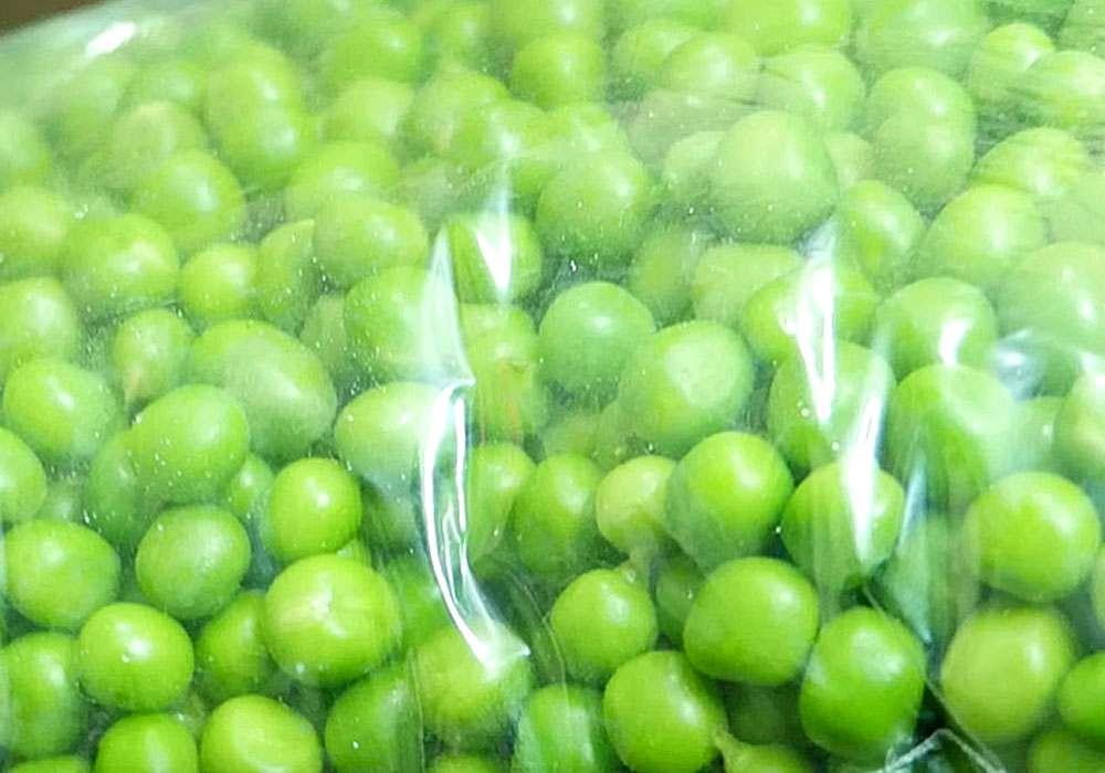 Зеленый горошек замороженный - пошаговый рецепт, фото 1