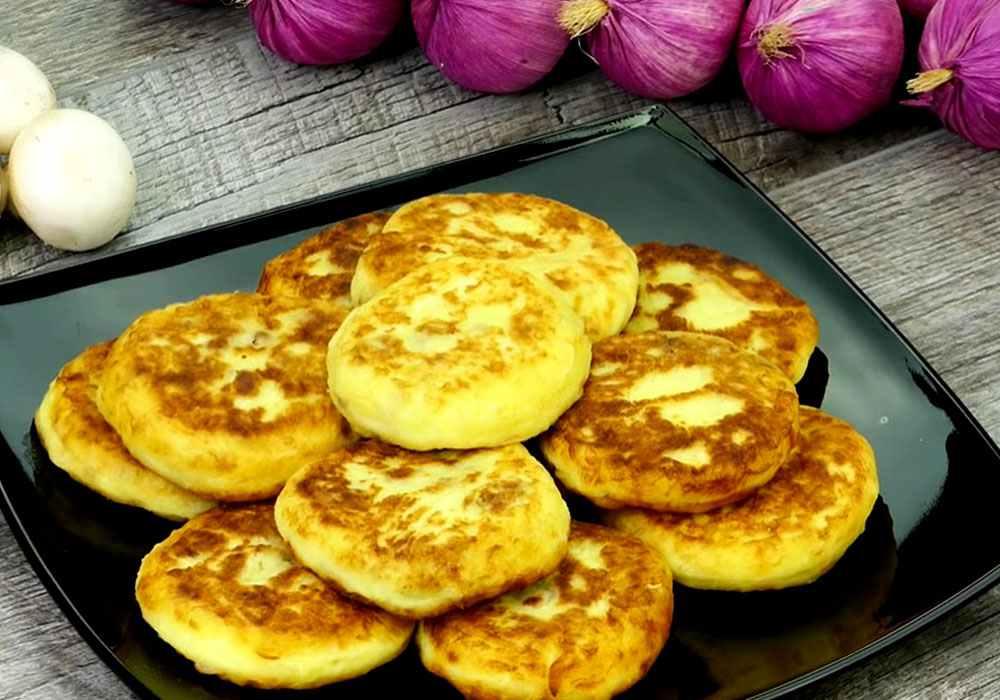 Зразы картофельные с грибами - пошаговый рецепт, фото 1